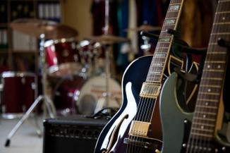 Die Band des Pädagogium eröffnete musikalisch die zentrale Auftaktveranstaltung beim JungsTag MV 2013